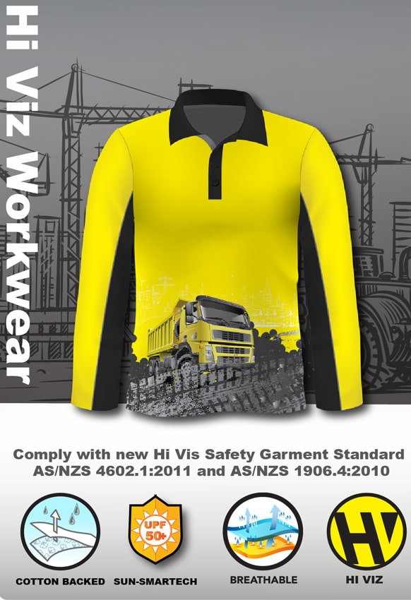 Hi Viz Workwear Design
